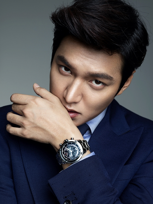 Lee Min Ho of Legend of the Blue Sea and Heirs