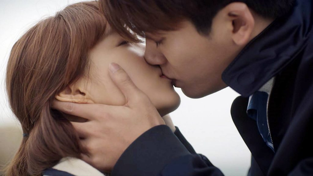 Park Hyung Sik and Park Bo Young in Kdrama Series Strong Woman Do Bong Soon